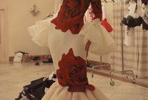 Trajes flamencos