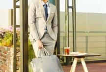 Korean Celebrities/Men's Fashion