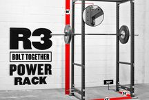 Power Racks / by Rogue Fitness