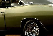 1969 Chargers & Charger R/T