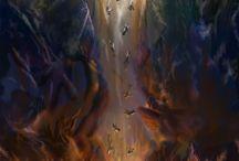 Hell fantasy