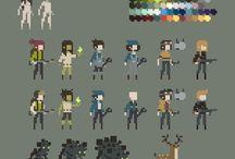pixel art design