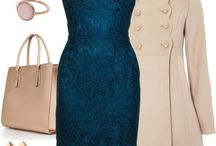 Business woman / For fashionable well dress business woman. From business casual to business party outfits.