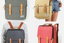 3 Way Bag / Backpack & Messenger Bag & Tote Bag