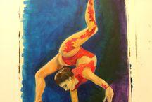 Arte é colore / ☀️Le mie opere