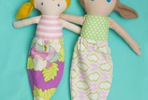 Sewing for Dolls / Patterns and inspiration for sewing for dolls