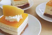 Gebak en taart