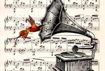 Tattoo Grammophon