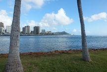 Magic Island Hawaii Ceremony / December 20, 2013 Ceremony - Magic Island, Hawaii