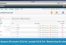 Joomla Extensions Updates  / Important updates & releases for JA Joomla! Extensions http://www.joomlart.com/updates/joomla-extensions