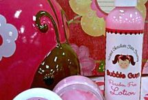 Pink Holiday Sales / Enjoy our Moodylicious Children Spa Pink Holiday Sales....give the gift of safe paraben free candy scented  children spa products, lip gloss , nail polishes , body mist. / by Moodylicious Gourmet Skincare