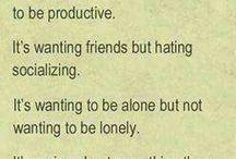 Depression Statements