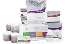 Visalus / I have lost over 100 lbs of fat using these products. They WORK! And I can show you what kit you ned to reach YOUR goals and help you get it FREE.  / by Get Fit with Faith