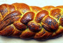 Jewish Food / The best part of any holiday... except Yom Kippur
