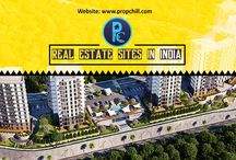 Real estate sites in india