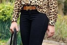 Leopard print / Everything leopard print I love or need :)