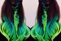 MAD crazy wonderfull hair colours