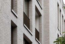 Housing-apartment buildings / Beautiful contemporary multiple housing