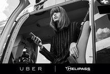 UberCOPTER / Partenariat entre Helipass et Uber pour le festival de Cannes 2015 !