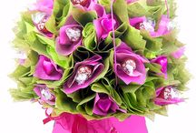 choc bouquets