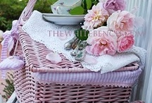 ♥ Picnic's & Picnic Baskets ♥ / by Cathy Nickols