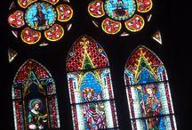 Vetrate della Cattedrale di Friburgo (Germania) / Vetrate della Cattedrale di Friburgo (Germania)