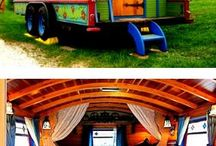 Gypsy wagon ideas