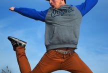 Photography Board - Group B / 3 best Portrait 3 best jump shot