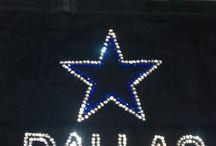 Dallas Cowboys / by Tina Rivera