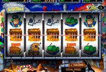 Belatra slots / Различные изображения этапов игры в игровых автоматах разработчика Belatra