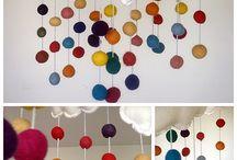 Kids Decoration / by Julianna Bianez-Crabbe