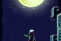 My Mind / Anime/Swords/Dark/Art/Imaginated Worlds