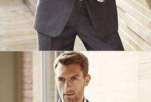 Wedding man / Anche x l'uomo quel tocco di vanità in un giorno molto importante