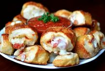Appetizers & Snacks! / What's Mom Cookin'!