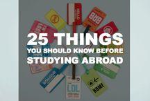 25 rzeczy, które musisz wiedzieć, zanim zaczniesz naukę za granicą