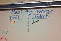 Behaviour Management ideas