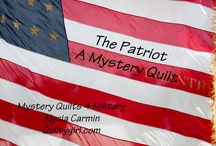 "Mystery Quilt ""The Patriot"""