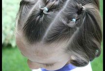 Hair dos for kids