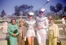 Space Is The Place / Space Age Style