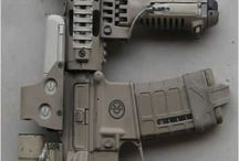 Airsoft Weapon Ideas / Some inspiration for players.