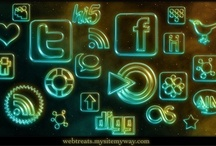 social media advertising / by THERESA COLLINS
