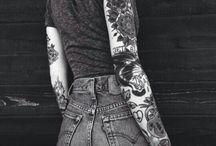Τατουάζ στο μπράτσο