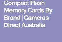 Compact Flash Memory Cards / http://www.camerasdirect.com.au/memory-cards/compact-flash-memory-cards #CompactFlashMemoryCard #SandiskCompactFlashMemoryCard #LexarCompactFlashMemoryCard #CFMemoryCard #MemoryCardsForCameras