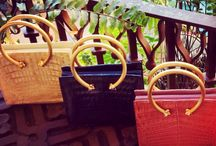 Baird & Baird / A board of only exotic skin handbags & accessories by Baird & Baird... Love!