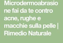 microdermabrasione viso