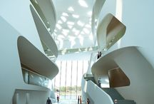 Architecture concert hall