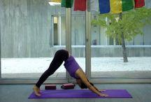 Yoga / Clase yoga