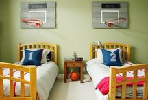 Kids rooms / by Heidi Garner