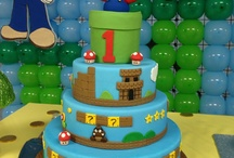 Kaiden Mario Kart Birthday