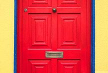 Doors, Windows, Doorways and Portals